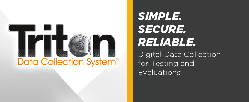 Digital Data Collection for Testing and Evaluation